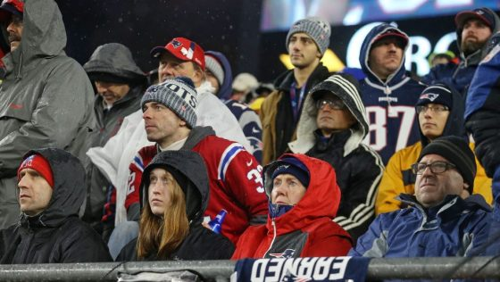 AFC Wild Card: Tennesee Titans Vs. New England Patriots At Gillette Stadium