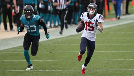 NFL: The Texans in the Jaguars on November 08