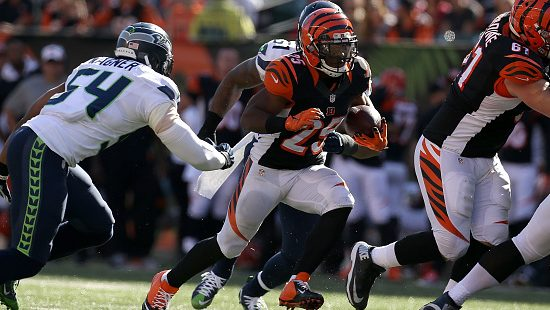Seattle Seahawks v Cincinnati Bengals