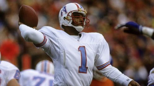 1991 AFC Divisional Playoff Game - Houston Oilers vs Denver Broncos - January 4, 1992
