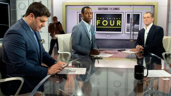 Journalism at ESPN: Sports network seeks to be about more than wins, losses and debate