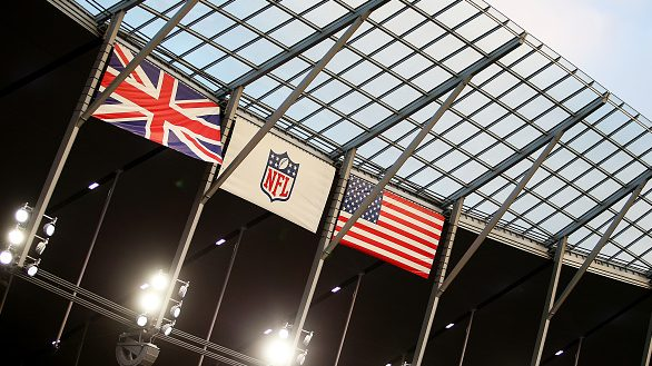 NFL returns to London with Falcons-Jets, Jaguars-Dolphins in 2021 - NBC Sports - NFL