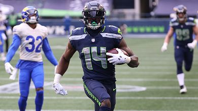 Wild Card Round - Los Angeles Rams v Seattle Seahawks