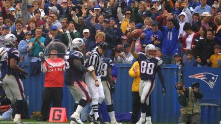 Chargers v Patriots X