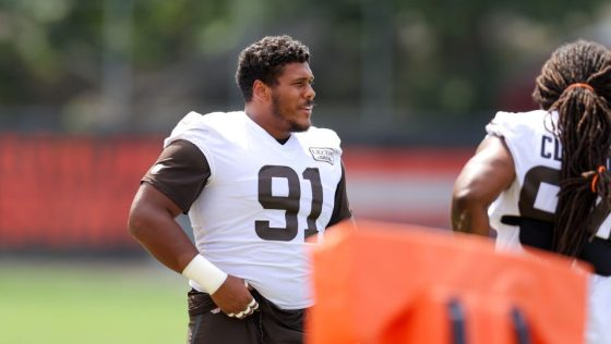 NFL: AUG 29 Browns Training Camp