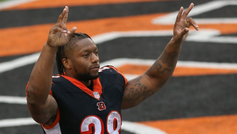 Joe Mixon sounds off on union's role in COVID restrictions for unvaccinated players - NBC Sports