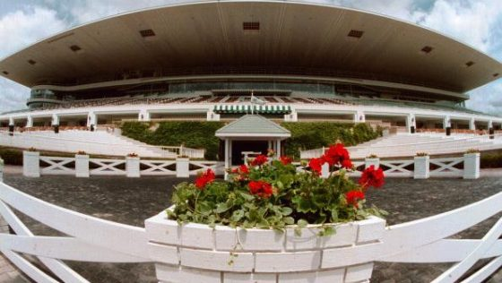 POSSIBLE MERGER OF ARLINGTON INTERNATIONAL RACECOURSE AND CHURCHILL DOWNS
