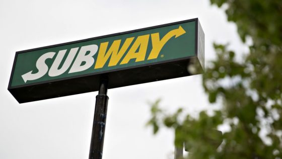 Subway Shuts Hundreds Of U.S. Stores In Historic Retrenchment
