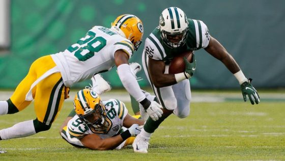 Green Bay Packers v New York Jets