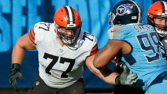 Cleveland Browns v Tennessee Titans