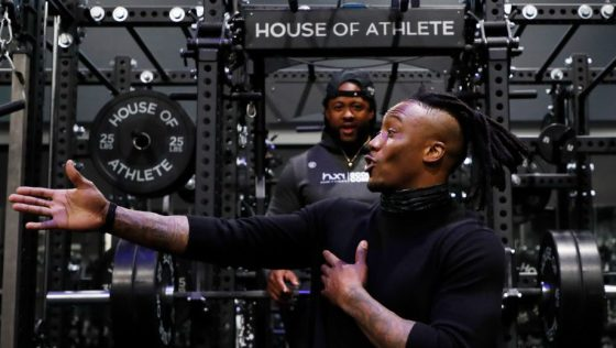 House of Athlete Scouting Combine
