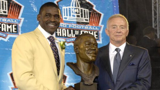 Class of 2007 Pro Football Hall of Fame Enshrinement Ceremony