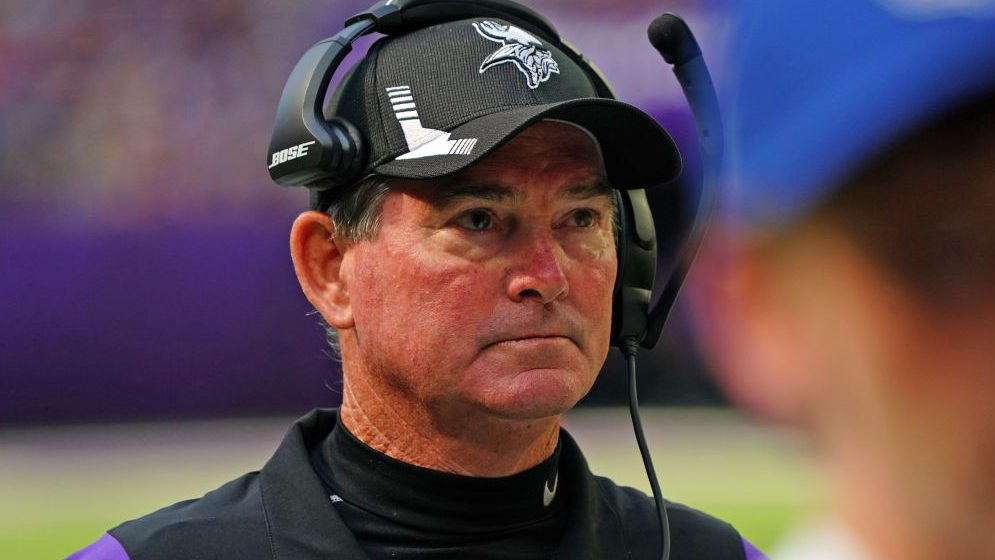 Mike Zimmer says he's thinking of players and their families with push to get vaccinated - ProFootballTalk