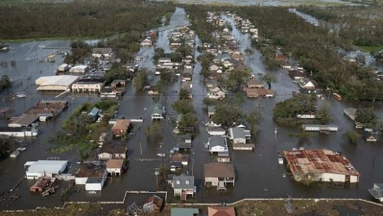 Hurricane Ida lays waste to towns south of New Orleans
