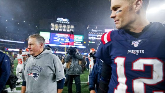 Cleveland Browns Vs. New England Patriots At Gillette Stadium