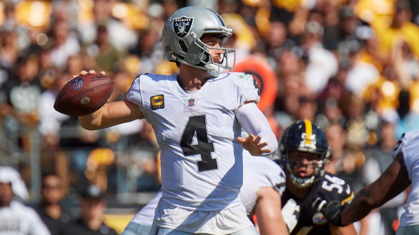 Derek Carr: We've started 2-0 before, we can't let this thing go downhill