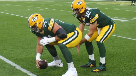 NFL: SEP 20 Lions at Packers