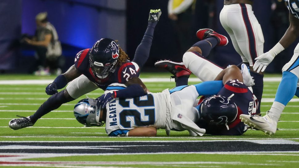 Christian McCaffrey has hamstring strain, Panthers don't yet know the severity - NBC Sports