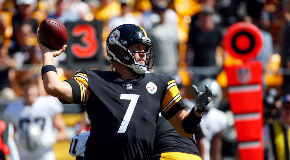 Ben Roethlisberger: I'm frustrated I'm not playing well enough