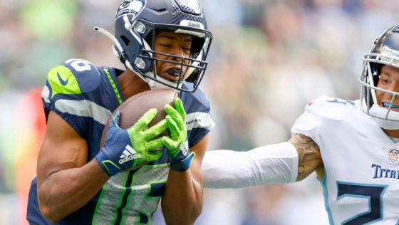 Tennessee Titans v Seattle Seahawks