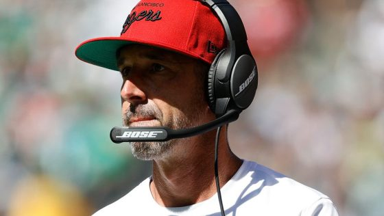 Kyle Shanahan: We expected a quick no from Packers to Aaron Rodgers